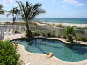 Waves Edge Beach House Pool